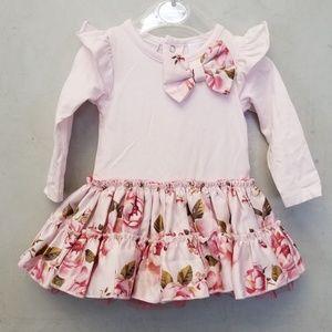 NWOT koala baby boutique dress (A18)